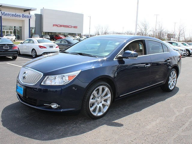 Pre-Owned 2012 Buick LaCrosse Touring Group