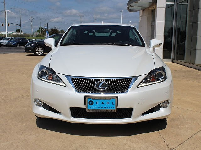 Pre-Owned 2013 Lexus IS 250 C