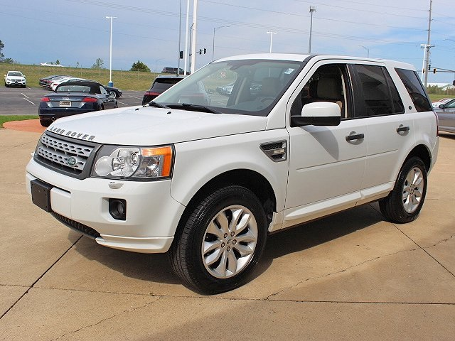 Pre-Owned 2011 Land Rover LR2 Base