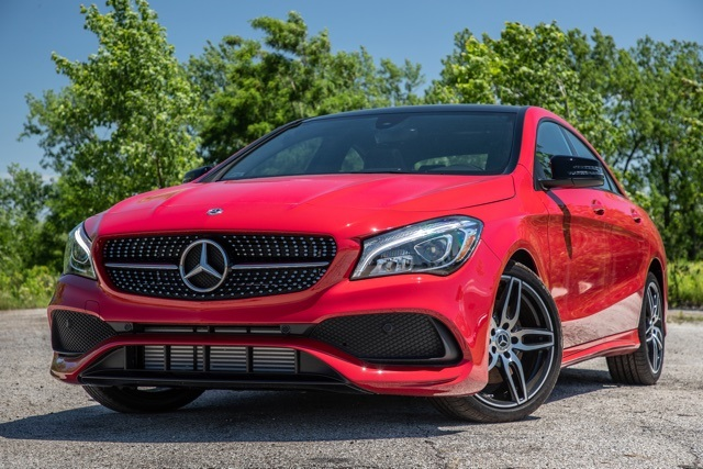 Mercedes Benz Cla >> Pre Owned 2018 Mercedes Benz Cla Cla 250