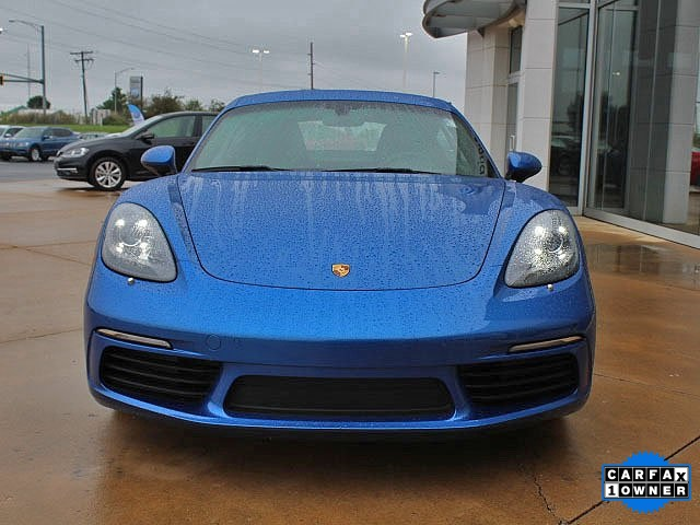 Pre-Owned 2018 Porsche 718 Cayman Base