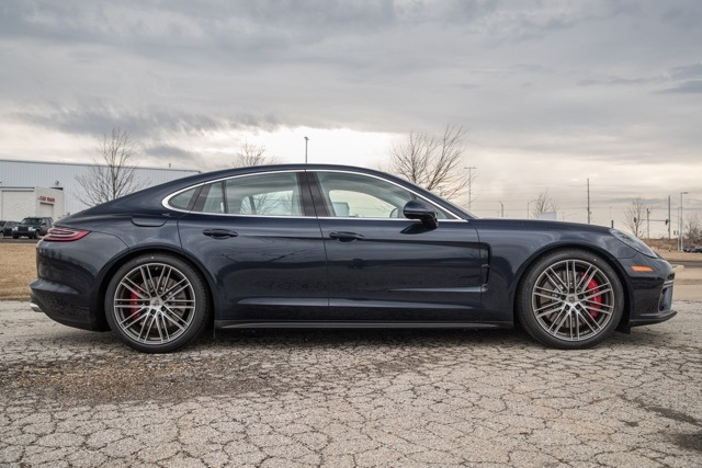 Pre-Owned 2019 Porsche Panamera Turbo