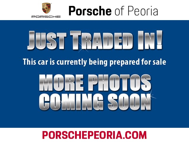 Pre-Owned 2014 Porsche Cayenne Base