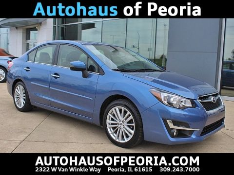 Pre-Owned 2016 Subaru Impreza 2.0i Limited