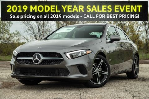 Pre-Owned 2019 Mercedes-Benz A-Class A 220