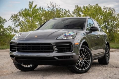 Pre-Owned 2019 Porsche Cayenne Base